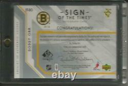2006/07 Sp Authentic Sign Of The Times Auto Bobby Orr