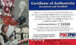 Andy Kaufman Signed Authentic SNL Contract PSA/DNA #C24506