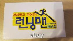 BTS V signed official authentic Running Man Mission card photo card rare