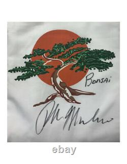 Full Karate Kid Gi Signed By Ralph Macchio 100% Authentic with COA