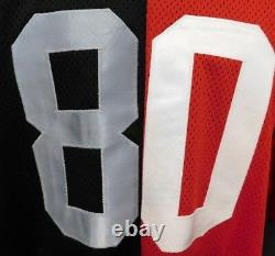 Jerry Rice San Francisco 49ers and Oakland Raiders Signed Jersey PSA Authentic