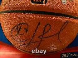 Suns Chris Paul Authentic Signed Spalding Game Ball Series Basketball Steiner